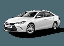 Budget Toyota Camry Car Rental
