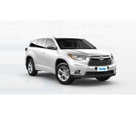 Dollar Toyota Kluger Car Hire