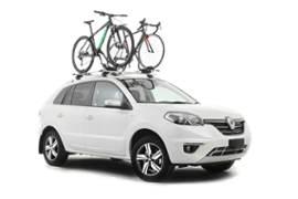 Europcar All-Wheel-Drive with bike carrier Rental