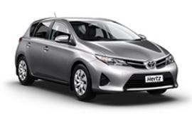 Hertz Toyota Corolla Car Hire