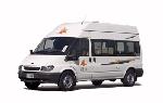 Campervan rental for 2 in Australia from KEA Campers