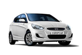 Keddy Hyundai Accent Hire Car