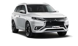 Redspot Mitsubishi Outlander SUV Hire